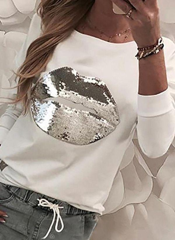 Белая блузка 1462034
