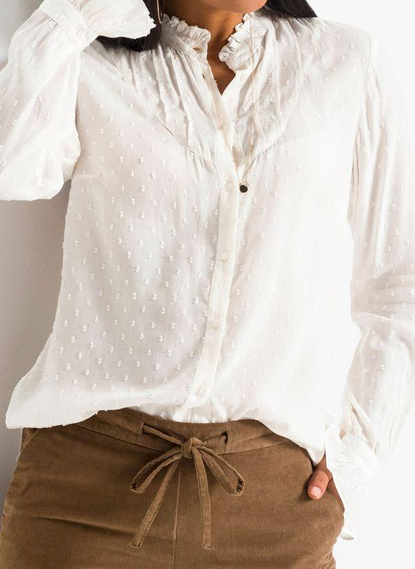Белая блузка 1463951