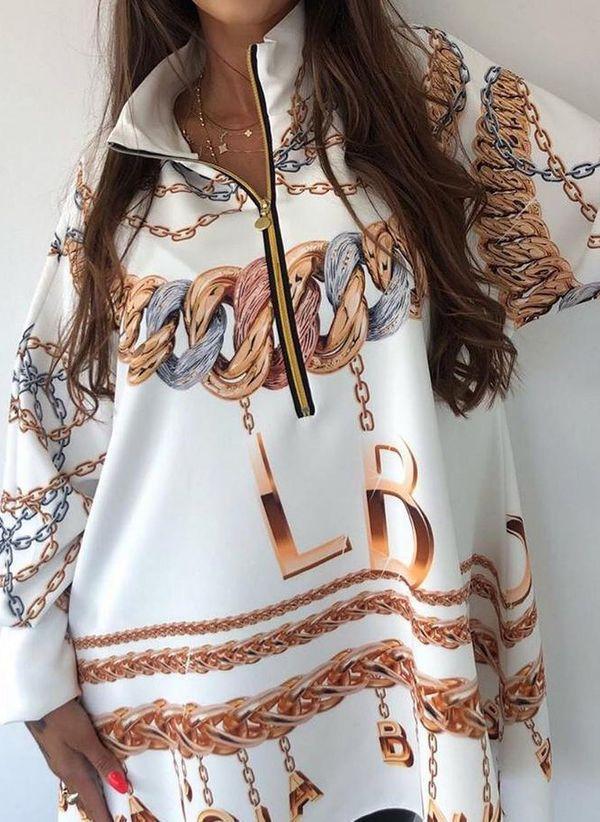 Белая блузка 1465933