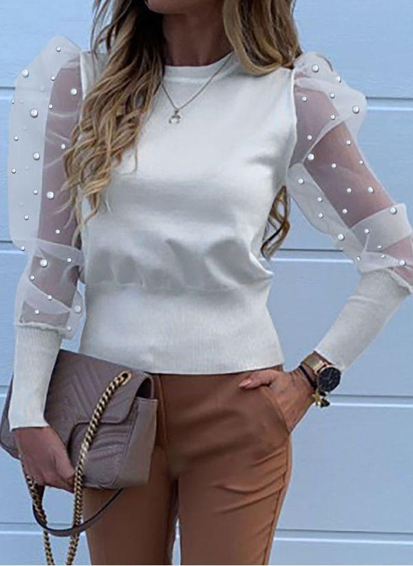 Белая блузка 1466983