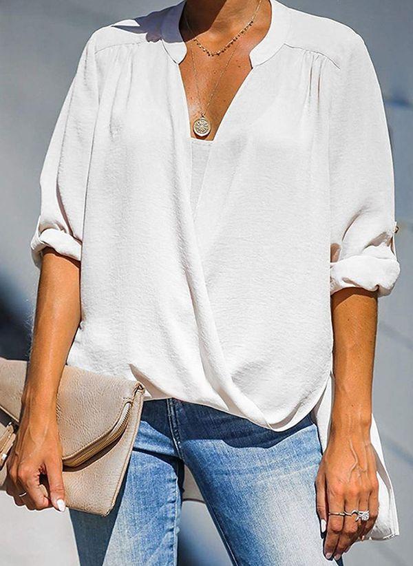 Белая блузка 1469029