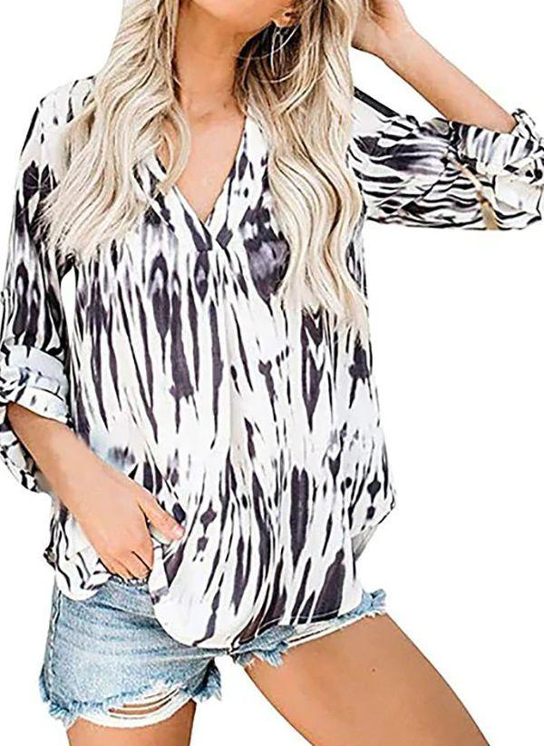 Белая блузка 1469058