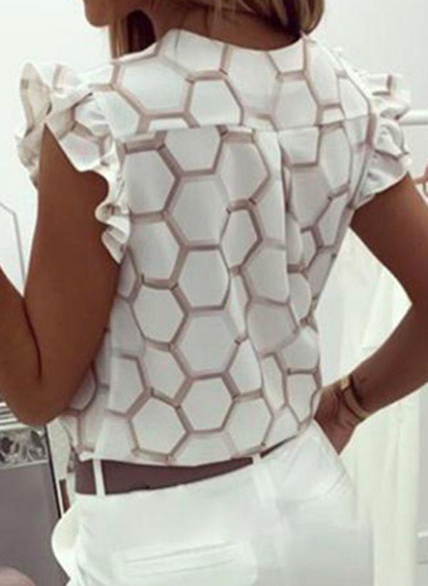 Белая блузка 1469062
