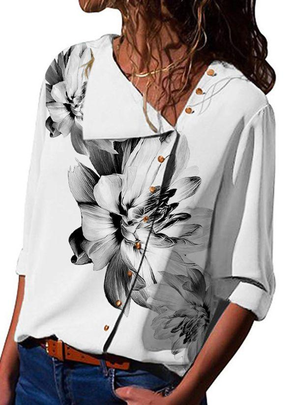 Белая блузка 1472856