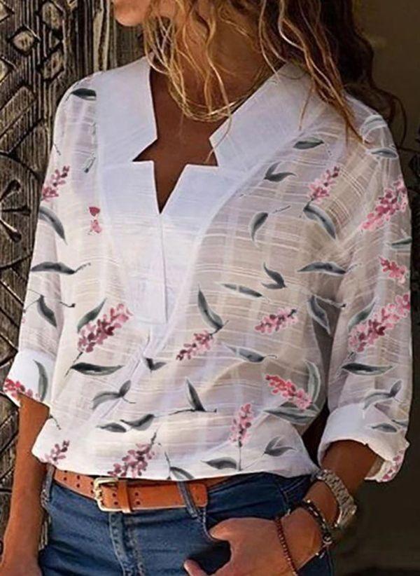 Белая блузка 1483282