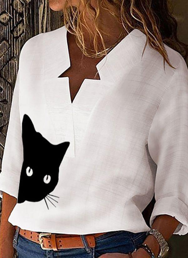 Белая блузка 1483291