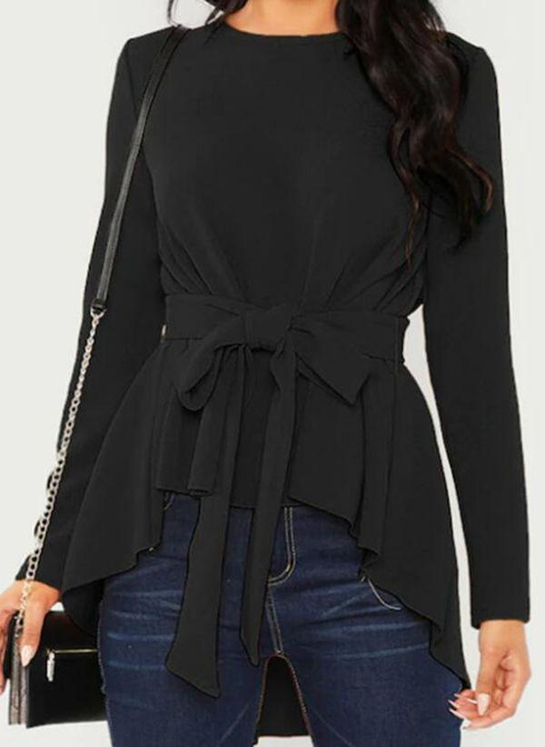 Черные блузки 1375727