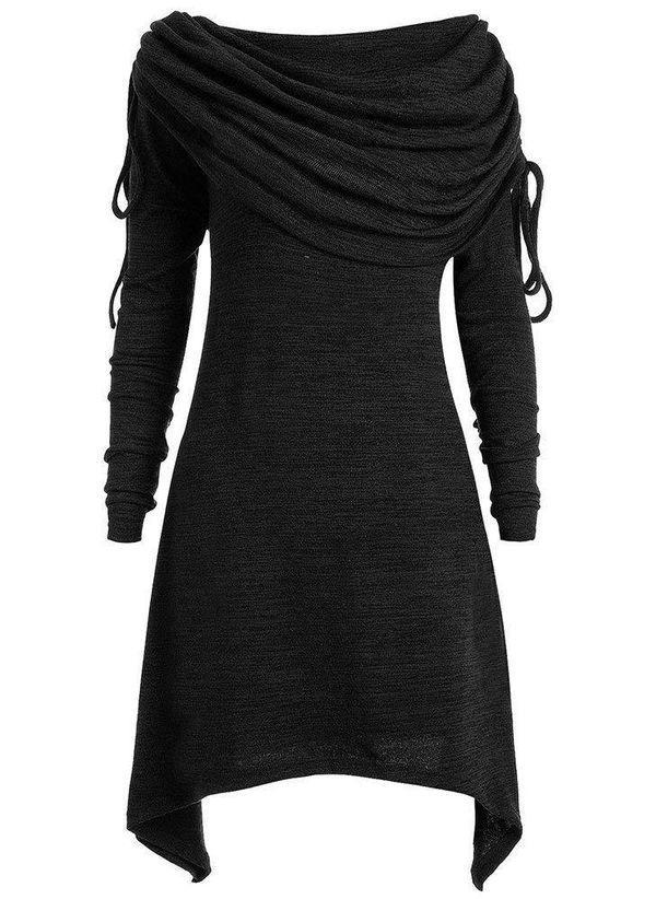 Черные блузки 1431484