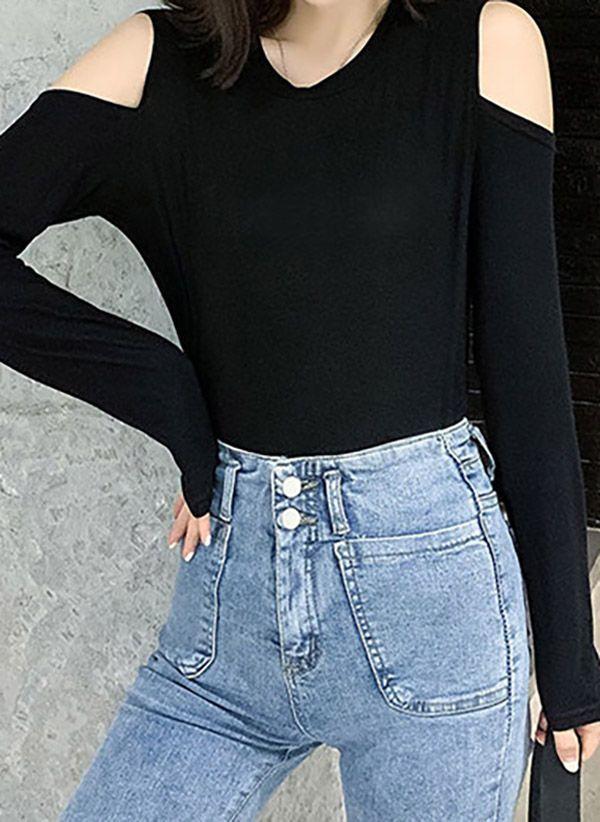 Черные блузки 1435625