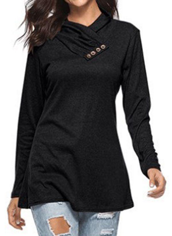 Черные блузки 1458387