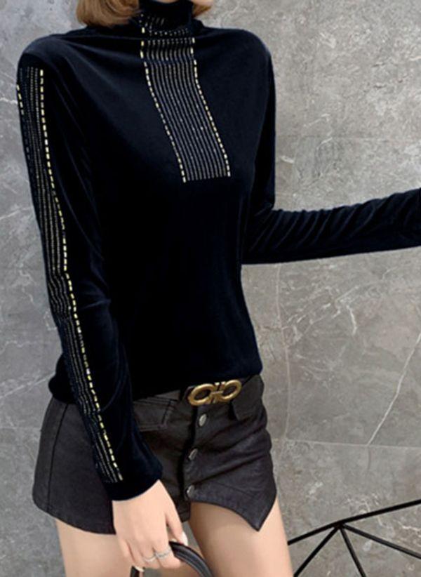 Черные блузки 1468219
