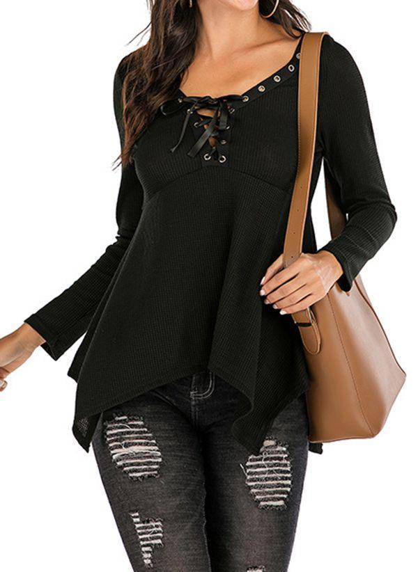 Черные блузки 1472148