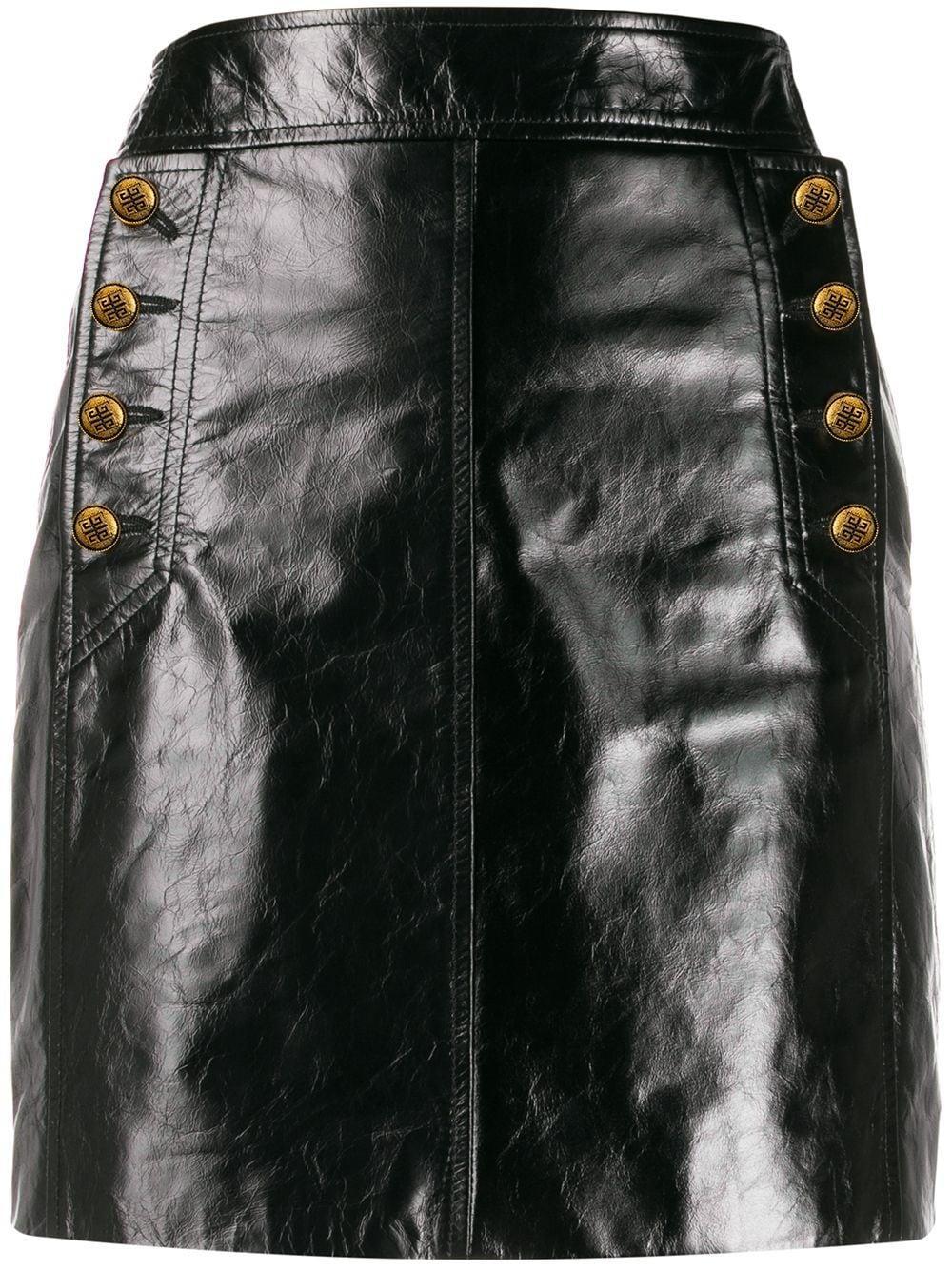Givenchy юбка мини