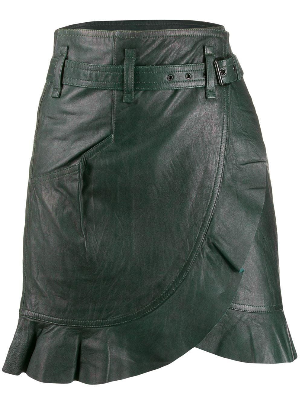 Isabel Marant Étoile юбка с запахом
