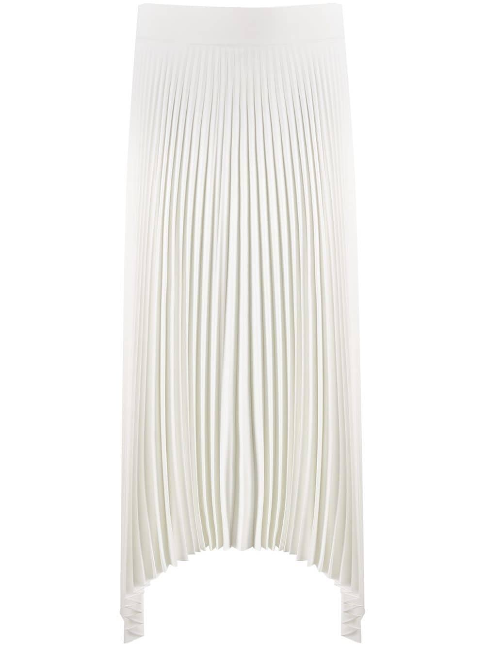 Joseph плиссированная юбка асимметричного кроя