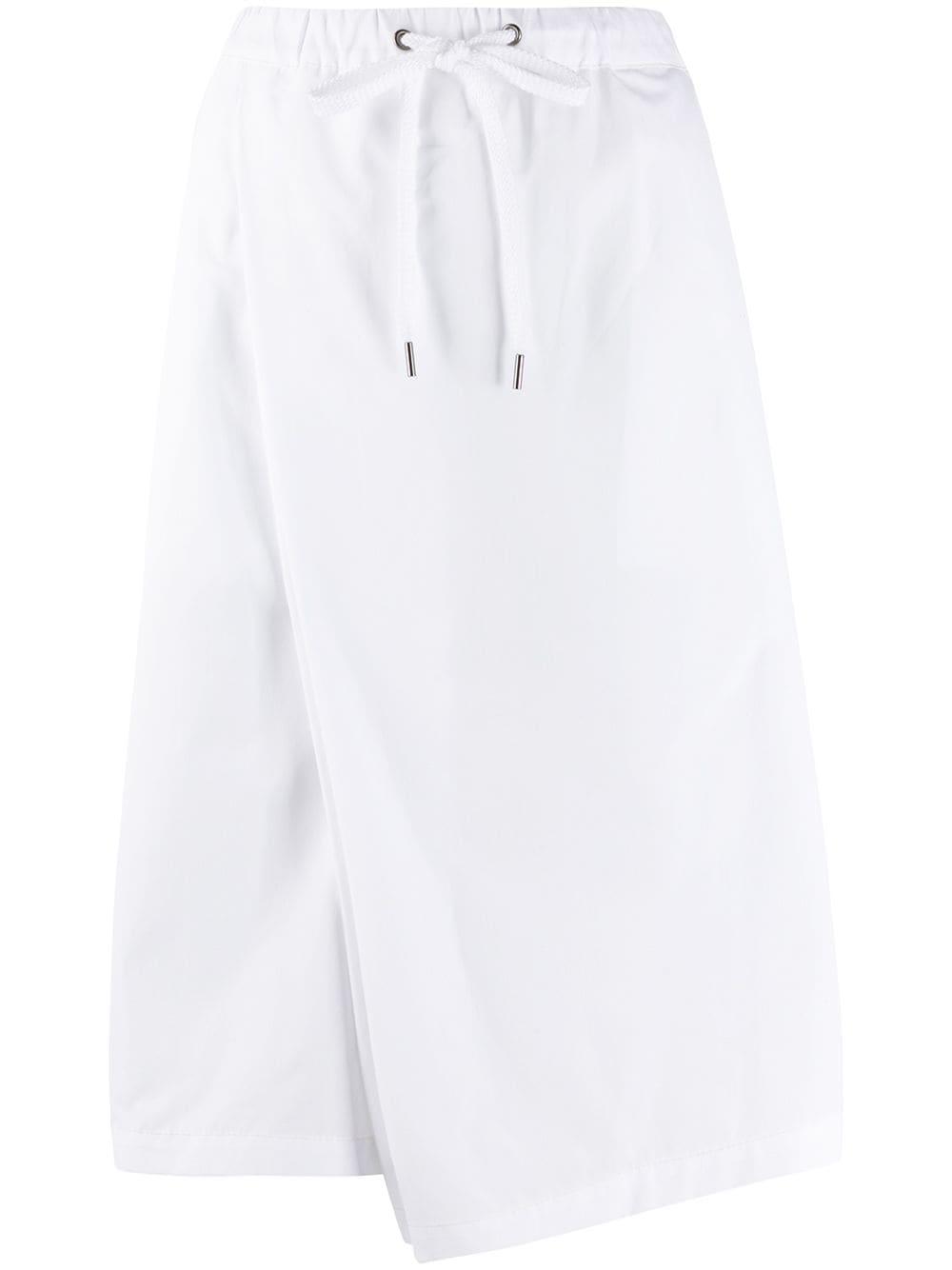 Marni юбка миди асимметричного кроя
