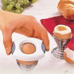 Разбиватель скорлупы яиц «Зубастик»