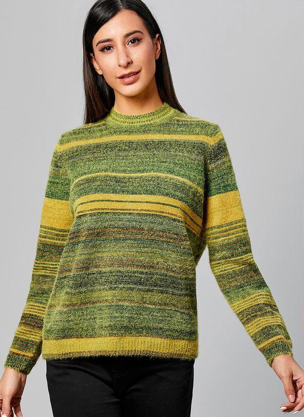 Вязаный свитер осень/зима 2019-2020 1253563