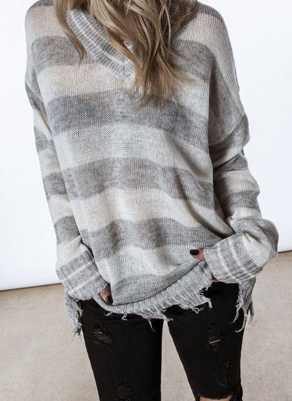 Вязаный свитер осень/зима 2019-2020 1364822