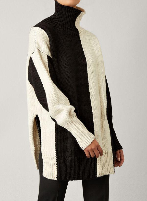 Вязаный свитер осень/зима 2019-2020 1423877