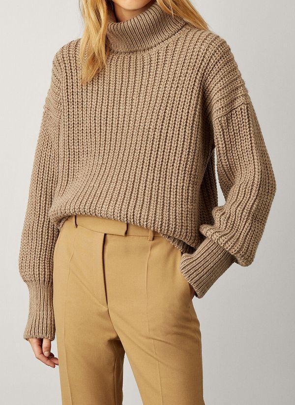 Вязаный свитер осень/зима 2019-2020 1423880