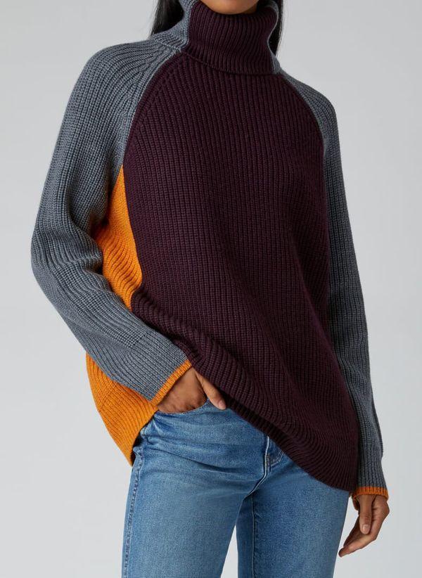 Вязаный свитер осень/зима 2019-2020 1436957