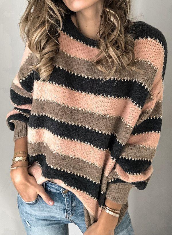 Вязаный свитер осень/зима 2019-2020 1462637