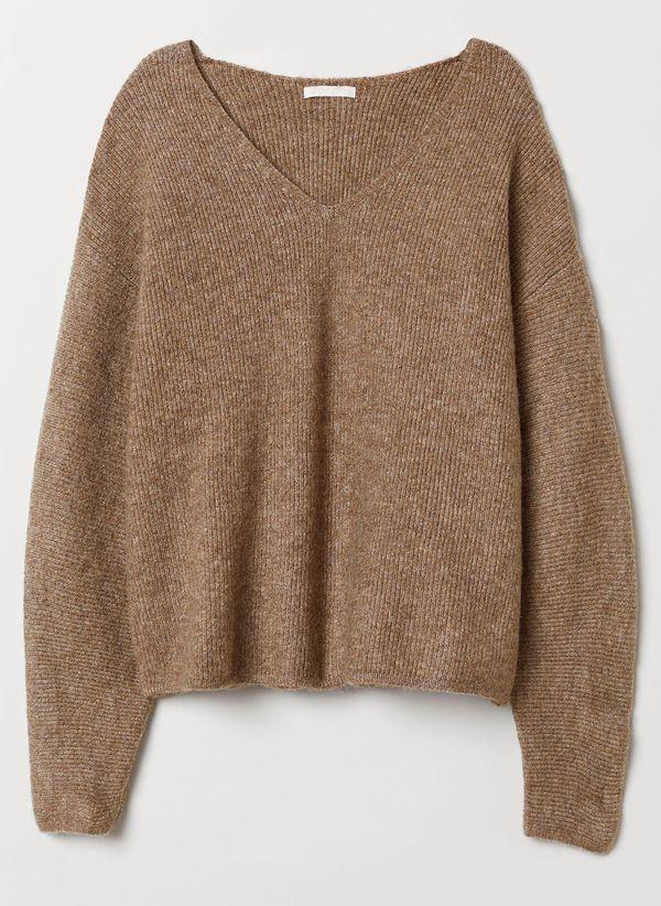 Вязаный свитер осень/зима 2019-2020 1476718