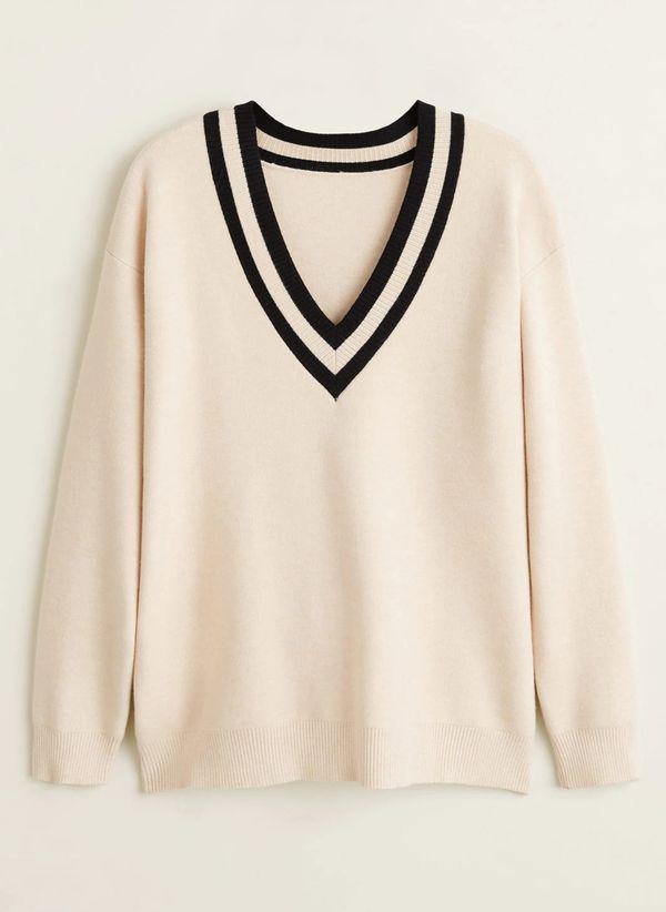 Вязаный свитер осень/зима 2019-2020 1476720