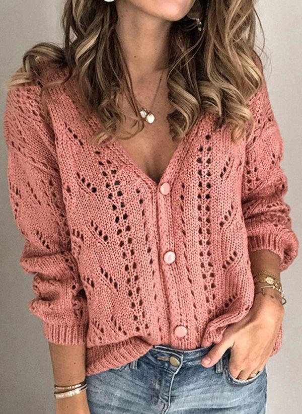 Вязаный свитер осень/зима 2019-2020 1478263