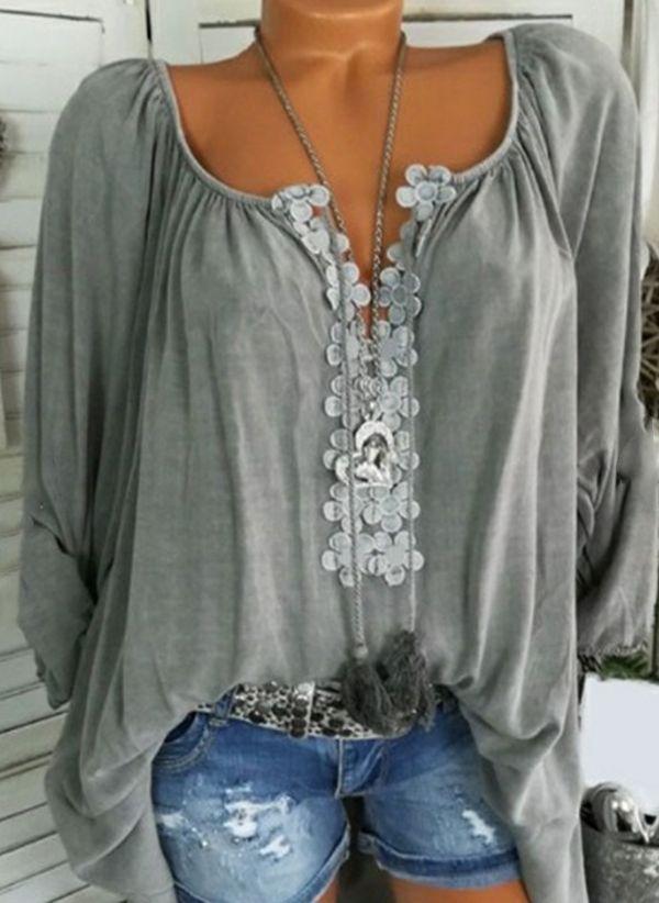 Белая блузка 1229065