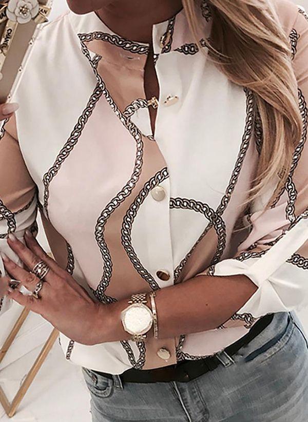 Белая блузка 1332443
