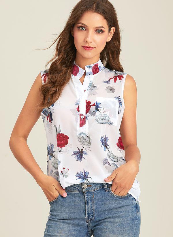 Белая блузка 1333768