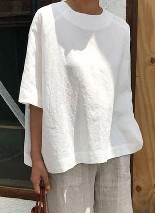 Белая блузка 1336723