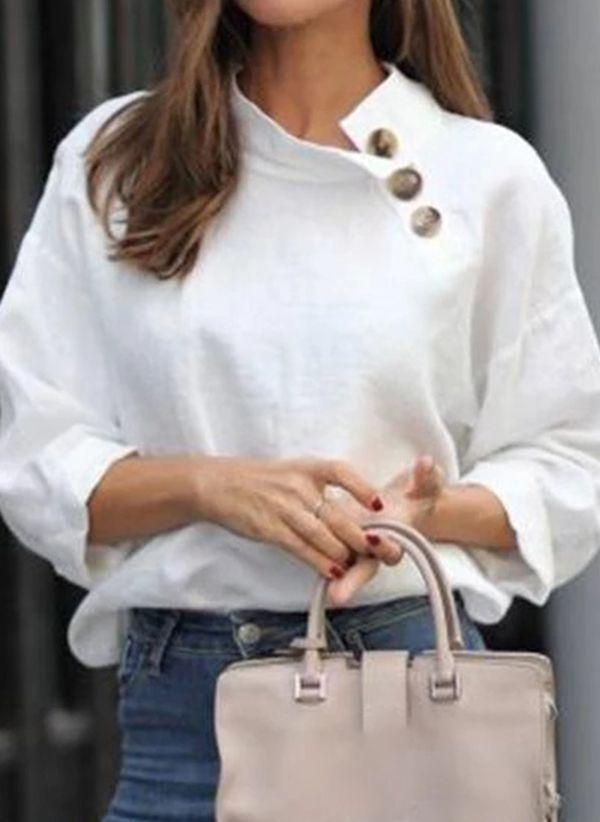 Белая блузка 1359839