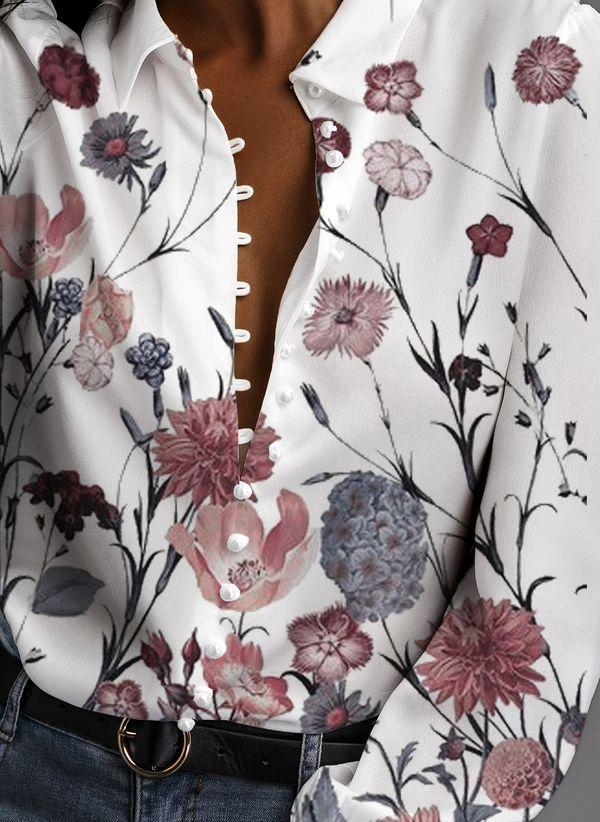 Белая блузка 1419952