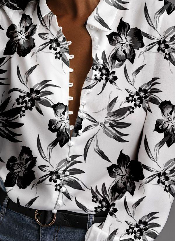 Белая блузка 1491483