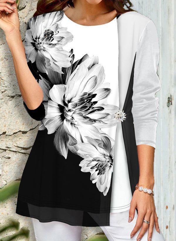 Белая блузка 1494345