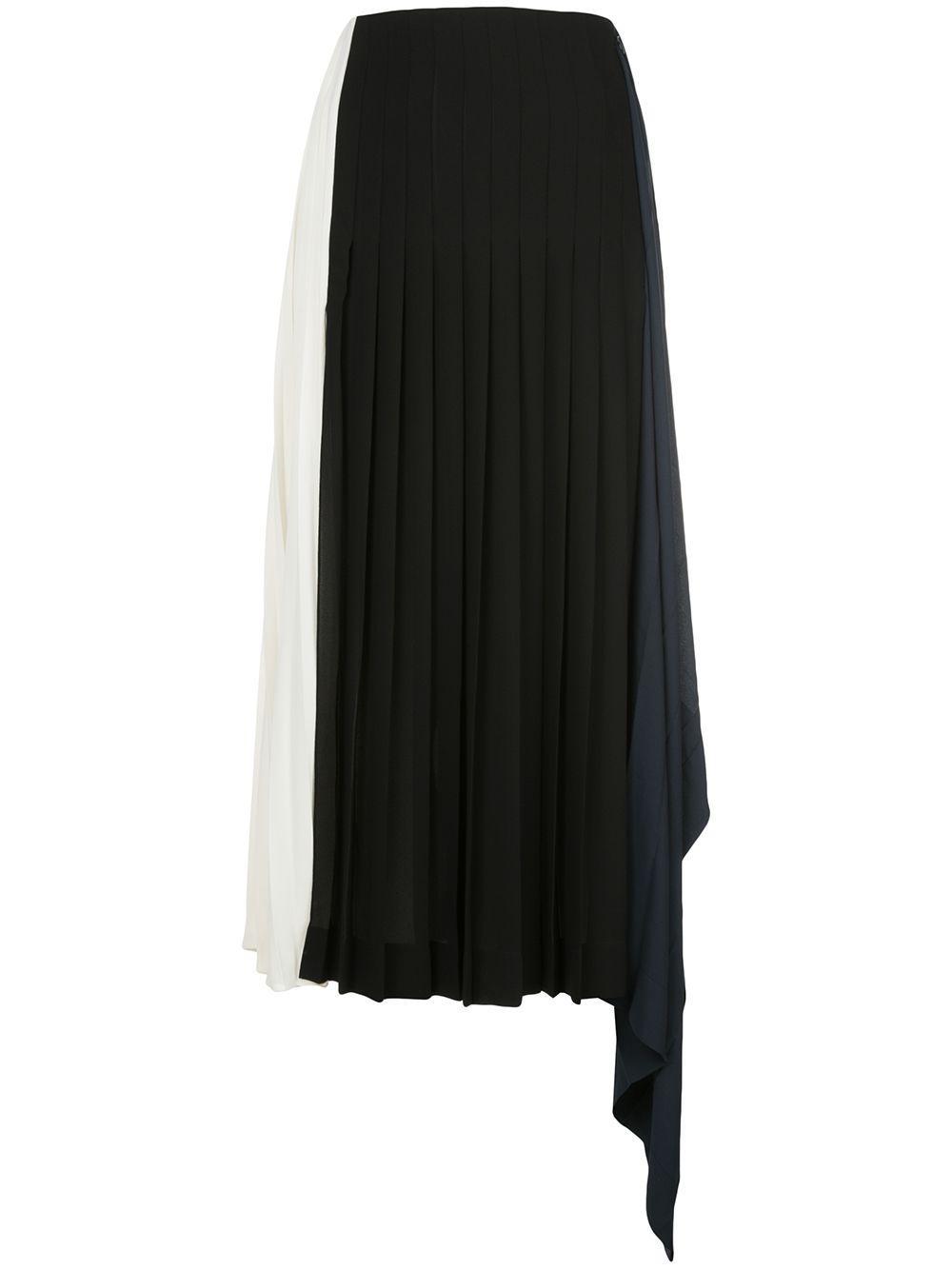 Monse плиссированная юбка
