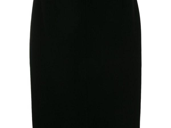 Nº21 декорированная юбка-карандаш