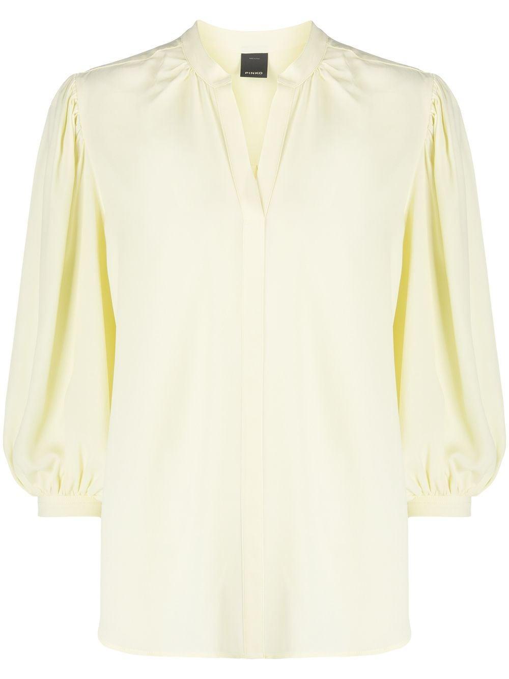 Pinko блузка свободного кроя