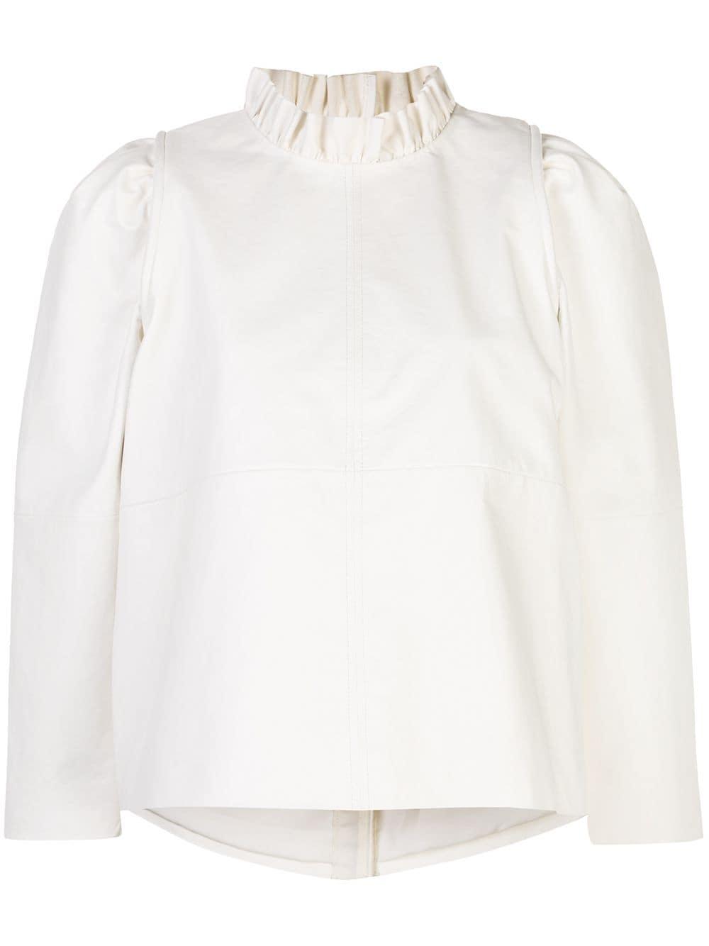Sea New York укороченная блузка