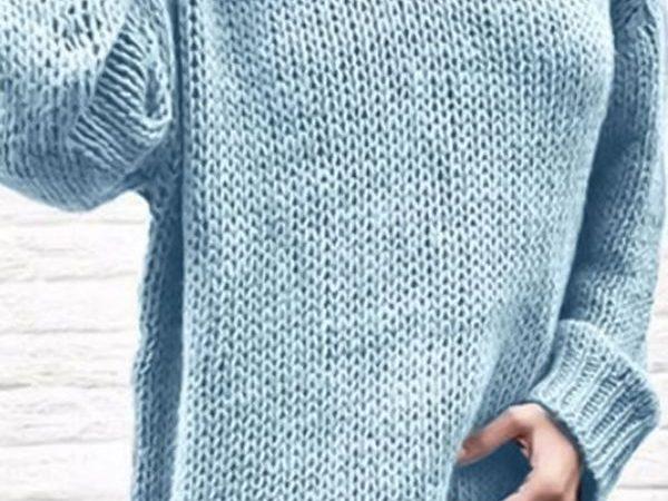 Вязаный свитер осень/зима 2019-2020 1277215