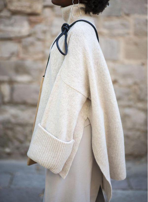 Вязаный свитер осень/зима 2019-2020 1378827