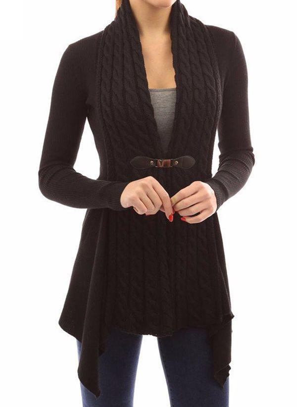 Вязаный свитер осень/зима 2019-2020 1400425