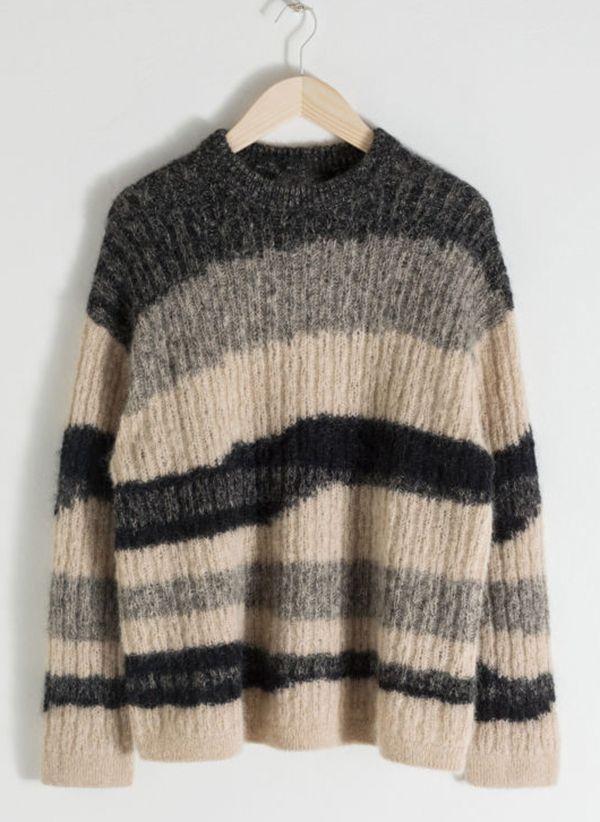 Вязаный свитер осень/зима 2019-2020 1442983