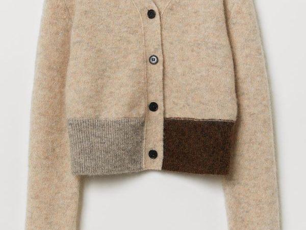 Вязаный свитер осень/зима 2019-2020 1442992