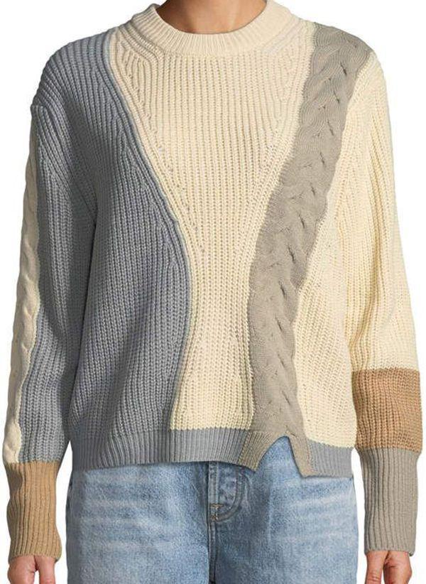 Вязаный свитер осень/зима 2019-2020 1444857
