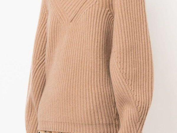 Вязаный свитер осень/зима 2019-2020 1444864