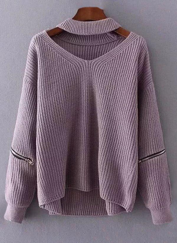 Вязаный свитер осень/зима 2019-2020 1454177